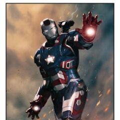 Iron Patriot concept art