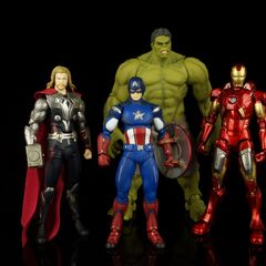 Figma Avengers