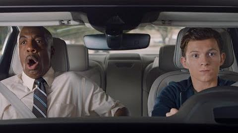 """Audi """"Driver's Test"""" - Spider-Man Homecoming"""