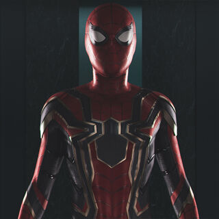 Iron Spider suit.
