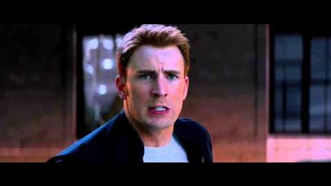 Captain America The Winter Soldier Clip - In Pursuit - OFFICIAL Marvel HD-0