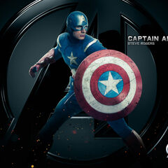 Captain America Wallpaper.