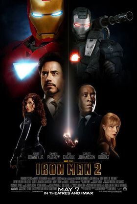 Iron Man 2 Theatrical Poster