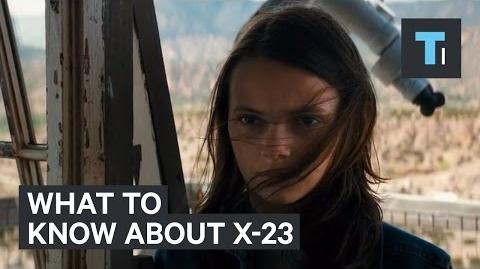 Everything you need to know about X-23