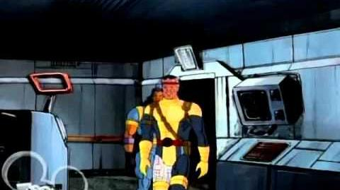 X-Men: Time Fugitives