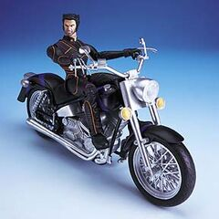 Wolverine and X-Cycle