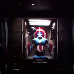 Cap's Suit