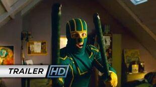 KICK-ASS (2010) - Official Trailer 1