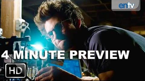 The Amazing Spider-Man Official 4 Minute Preview HD Andrew Garfield, Emma Stone and Rhys Ifans