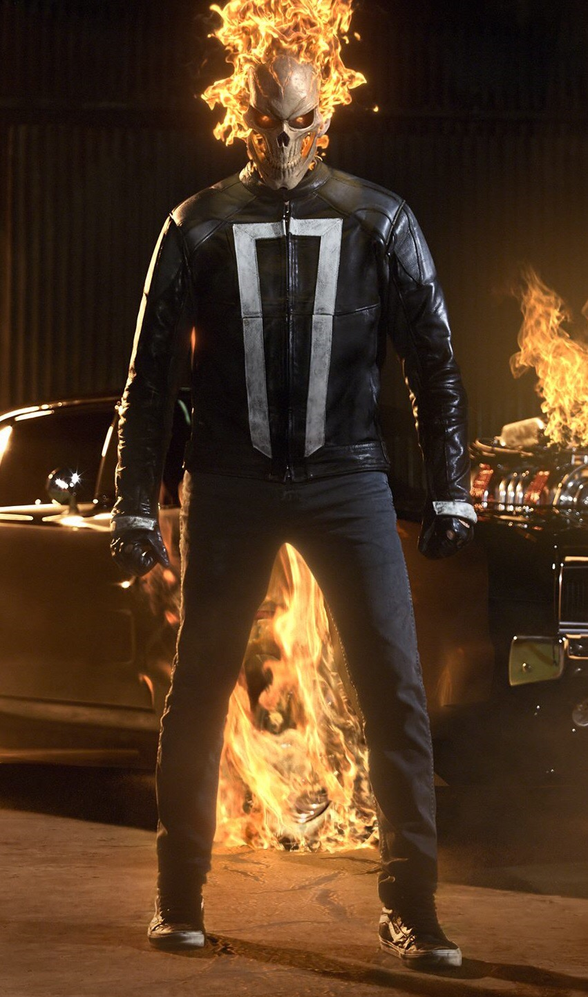 ghost rider serie
