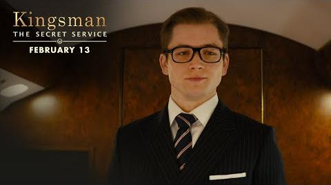 Kingsman The Secret Service Mr Porter HD 20th Century FOX
