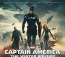 Captain America: The Winter Soldier Soundtrack