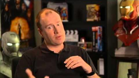 Iron Man 3 Set Interview Kevin Feige Producer - Part 2