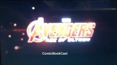 Age of Ultron TRAILER!