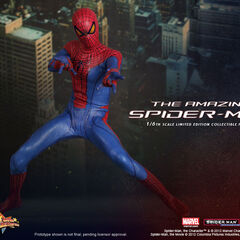 Hot Toys Spider-Man