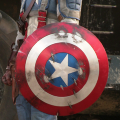 Cap's shield