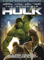 Incredible Hulk 3 disc