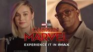 A Message from Brie Larson & Samuel L