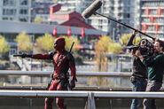 Deadpool Filming 19