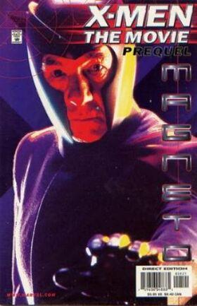 X-Men The Movie Prequel Magneto Vol 1 1a