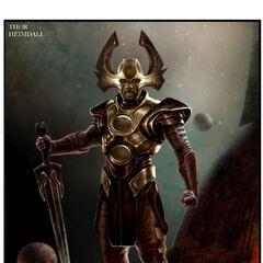 Heimdall Marvel Movies Fandom Powered By Wikia