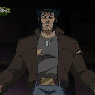 Logan in the alternate future.