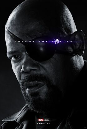 Endgame Character Posters 12