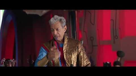 Marvel Studios' Thor Ragnarok -- Grandmaster and Topaz (Bonus Extended Scene)