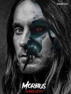 Morbius Comic Con cover