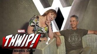 Behind the Scenes with Inhumans on THWIP! The Big Marvel Show