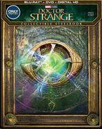 DoctorStrange-Blu-ray Steelbook