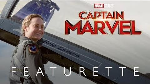 Marvel Studios' Captain Marvel Featurette