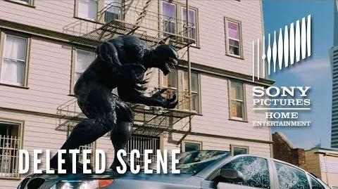 "VENOM ""Car Alarm"" DELETED SCENE Sneak Peek! Now on Digital!"