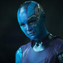 nebula marvel movies fandom powered by wikia