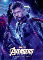 Endgame Russian Character Poster 03
