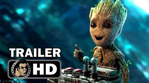 GUARDIANS OF THE GALAXY Official International Trailer (2017) Chris Pratt Marvel Movie HD