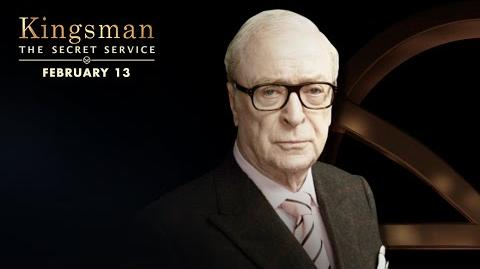 Kingsman The Secret Service Meet Arthur HD 20th Century FOX