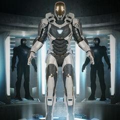 Gemini armor (Mark XXXIX).