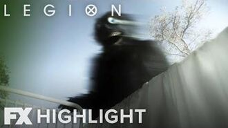 Legion Season 3 Ep. 7 Time Eaters Highlight FX