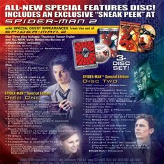 Deluxe edition back cover