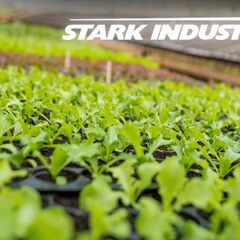 Stark Industries celebrates #EarthDay as CEO Pepper Potts debuts breakthrough in intellicrop technology. #Newsfront