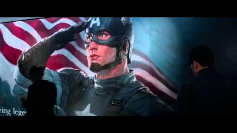 Marvel's Captain America The Winter Soldier - TV Spot 3-1