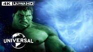 Hulk Absorbing Man Fight Scene in 4K HDR