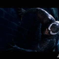 Venom meets with Sandman