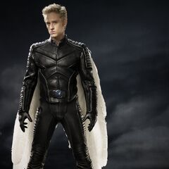 Though he didn't appear as a member in the film, The Last Stand promotional images displayed Warren in an X-Men Uniform