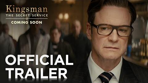 Kingsman The Secret Service Official Trailer 2 HD 20th Century FOX