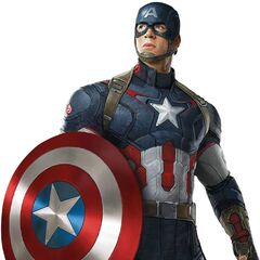 The Captain America uniform from <i>The Avengers: Age Of Ultron</i>.