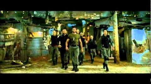 X-Men Origins Wolverine Blob Trailer