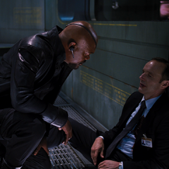 The death of Phil Coulson