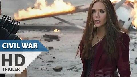 Captain America 3 Civil War NEW International TV Trailer (2016) Marvel Superhero Movie HD
